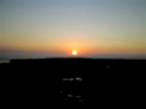 Rising sun 1