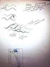 Flinders Ranges sketch 2