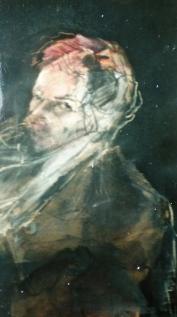 Study, 1993, 62x42 cm, pastel
