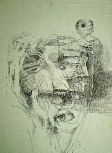 Study for Identity series, 1975