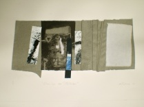 Intaglio and collage