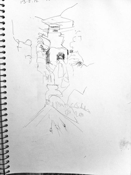 Sketch study 3