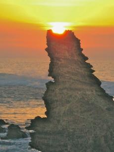 The Sun Rises, 2013, photograph