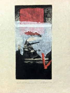 Red Sediment 2, 2015